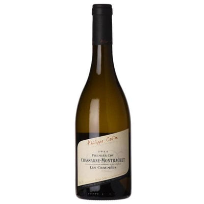 Domaine Philippe Colin Chassagne-Montrachet Les Chaumees 1er Cru 2017 - Wine