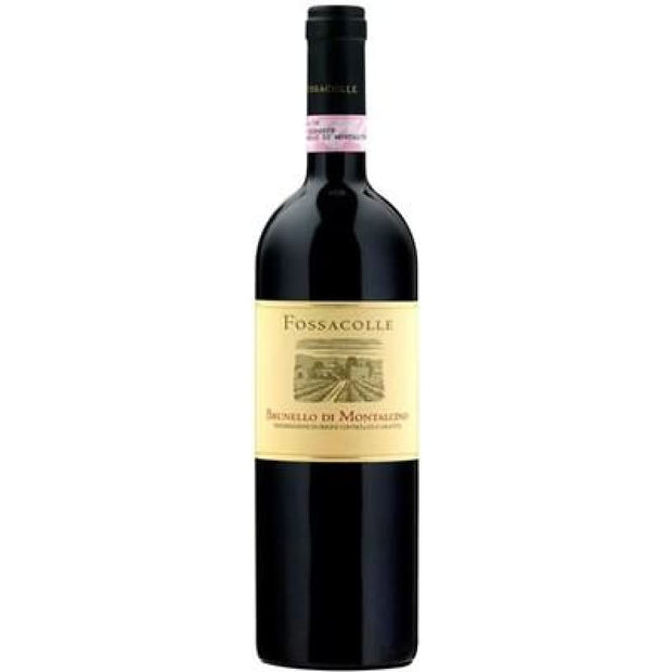 Fossacolle Brunello di Montalcino 2014 - Wine