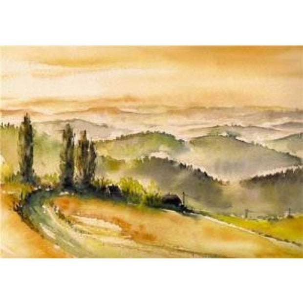 Landscape - greeting_card