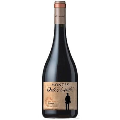 Montes Outer Limits Old Roots Itata Cinsault 2017 - Wine