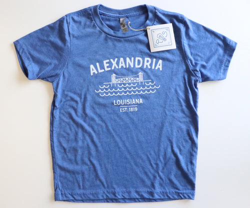Alexandria Kid's T-shirt