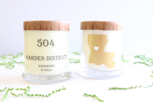 318 Garden District Candle