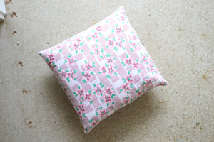 Bitsy Dogwood Floral Pillow