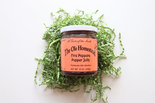 Five Peppers Jelly
