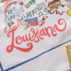 Louisiana Kitchen Towel