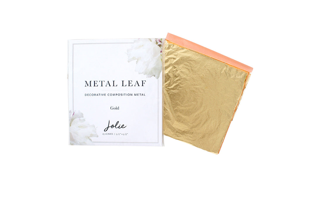 Gold | Jolie Metal Leaf