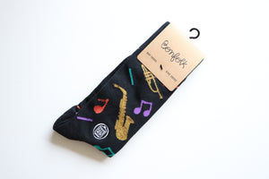 Bonfolk Jazz Socks