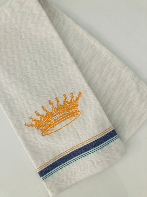 King of Carnival Hand Towel