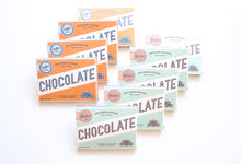 Load image into Gallery viewer, Sea Salt Chocolate Bar