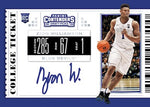2019-20 Panini Contenders Draft Basketball Hobby Box