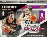 2018-19 Panini Contenders Optic Basketball Hobby Box