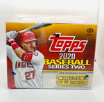 2020 Topps Series 2 Baseball Hobby Jumbo Box