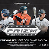 2019 Panini Prizm Draft Picks Baseball Hobby Box