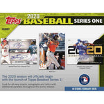 2020 Topps Series 1 Baseball Hobby Box
