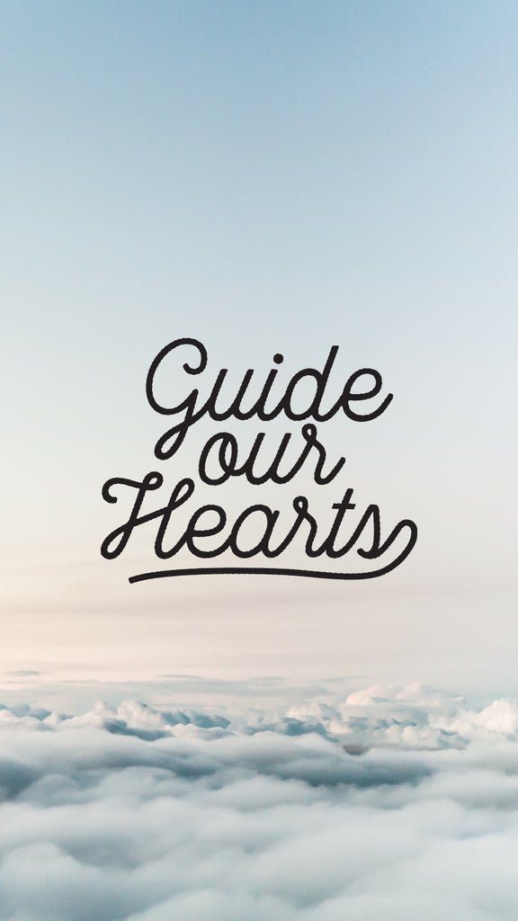 Guide Our Hearts - VRSLY Devotional - 02.22.17