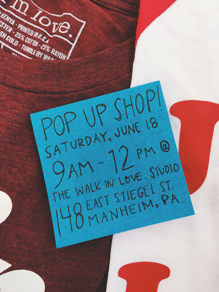 Father's Day Pop Up Shop!