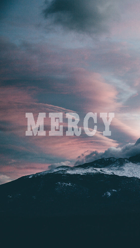 Mercy - VRSLY Devotional - 08.01.17