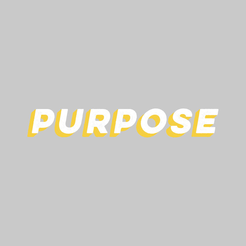 Purpose - VRSLY Devotional - 01.10.17