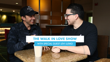 Interview with Levi Lusko | The walk in love. show