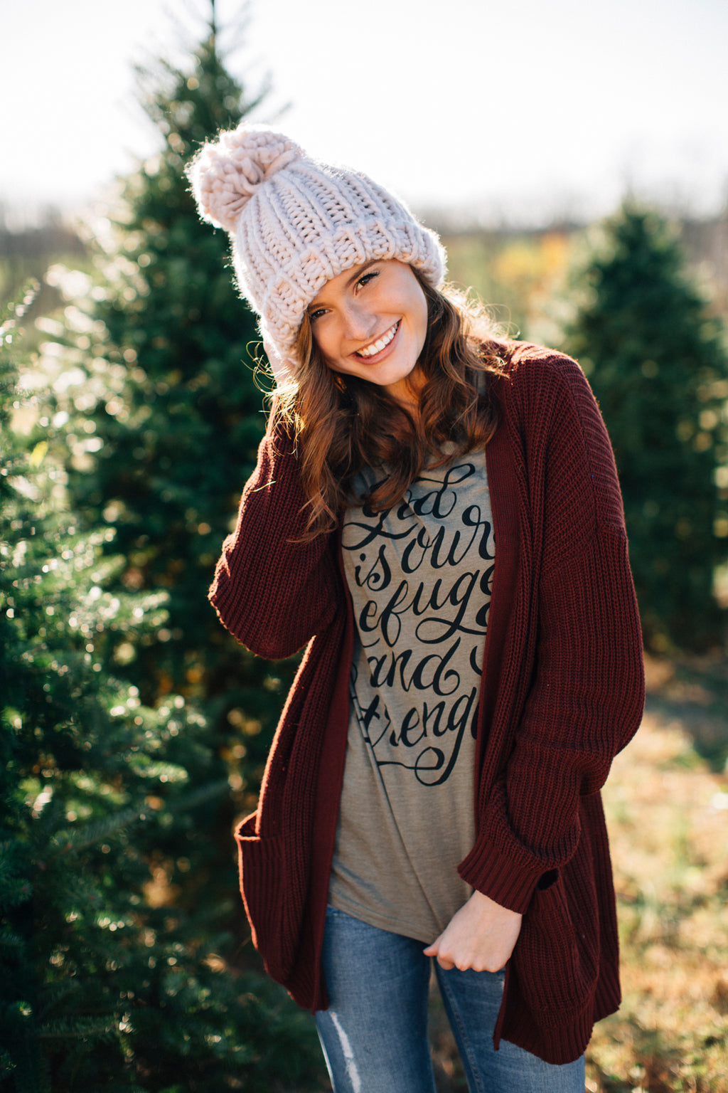 walk in love. christmas t-shirt