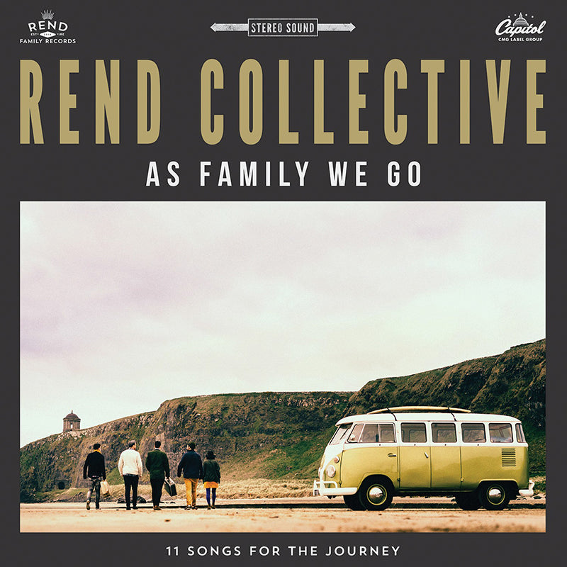 Rend Collective Worship Music