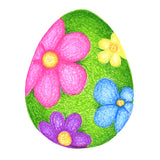 Easter Coaster Range by Red Brush Art