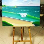 Paint the Ocean Course