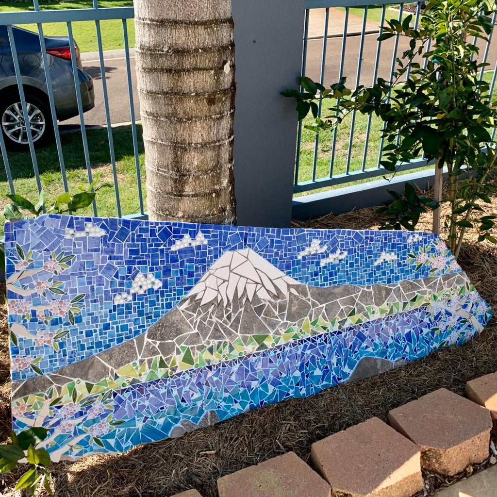 Mosaics on Sandstone Travels