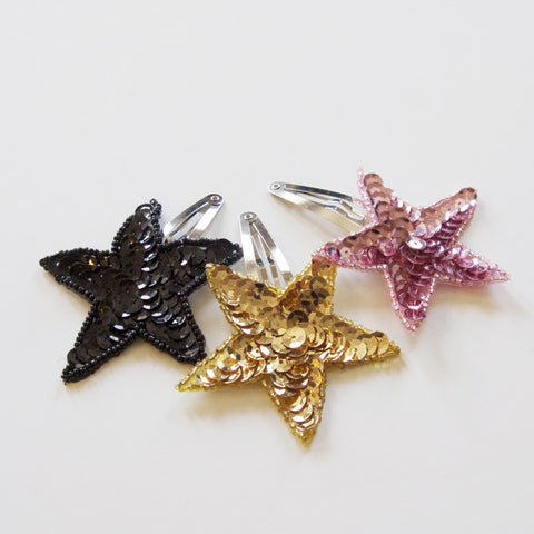 HAiR PiN - SEQUiN STARS