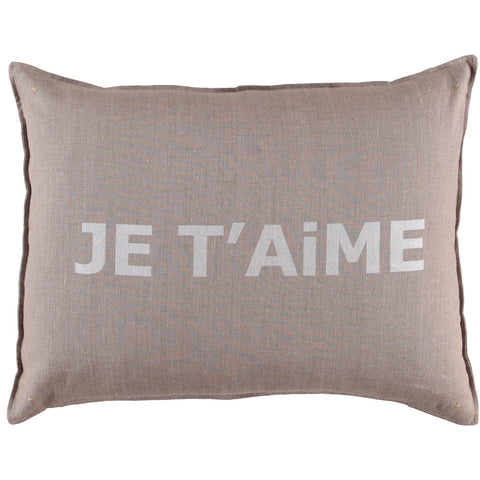 CUSHiON -GRAND - JE T'AiME ON COCONUT