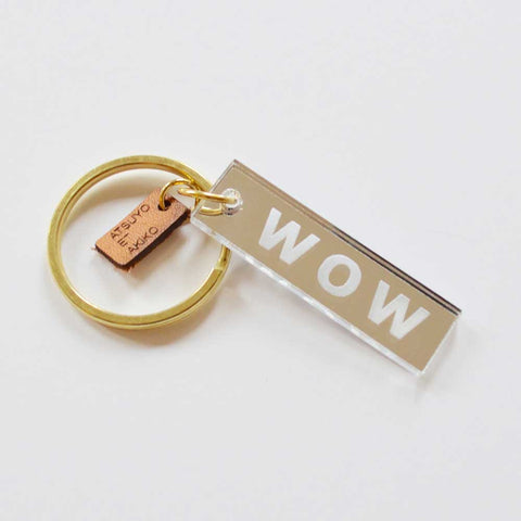 KEY HOLDER - WOW