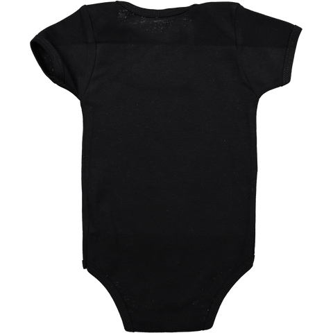 A-ONESiE SHORT SLEEVE - NON iN SiLVER FOiL