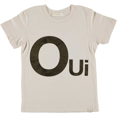 A-TEE NATURAL CREW - OUi