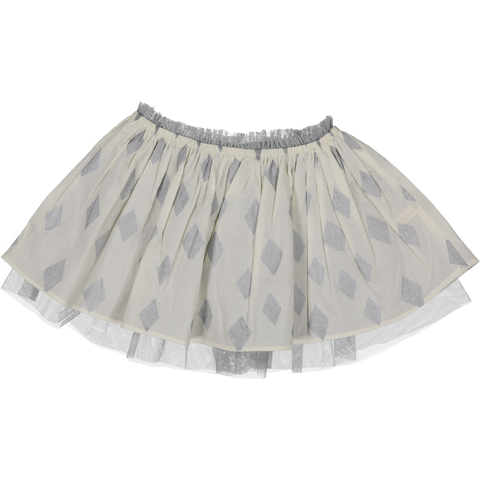 SKiRT CARTE - CREAM DiAMONDS