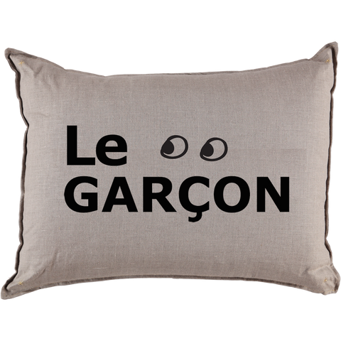 GRAND CUSHiON - Le GARÇON in COCONUT