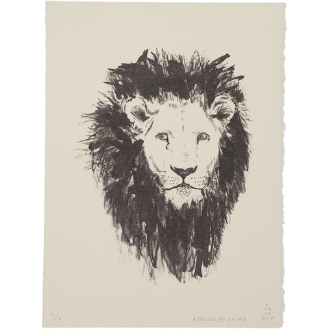 WALL ART - LiON
