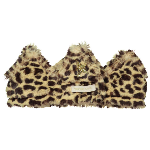 A-Nondi Headband in Leopard