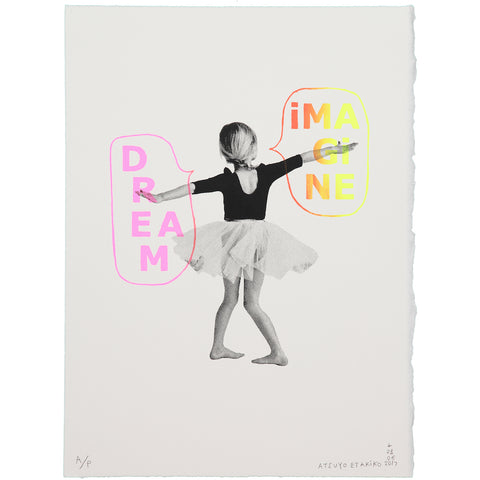 WALL ART - iMAGiNE