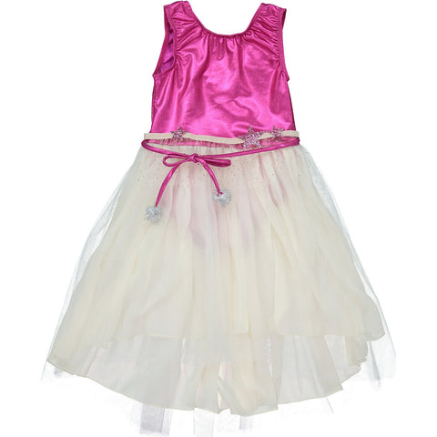 Loulou Dress in Pink