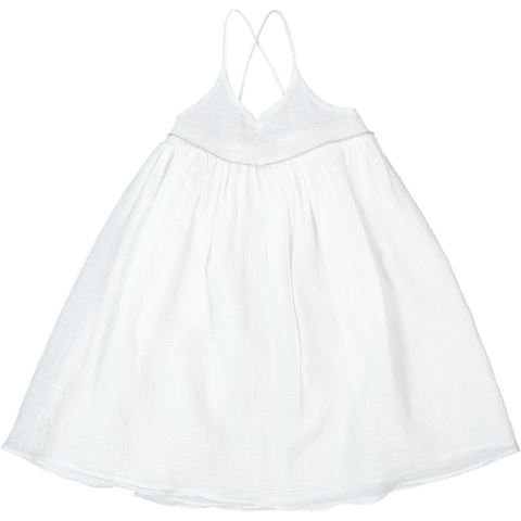 DRESS - PLANÈTES - WHiTE