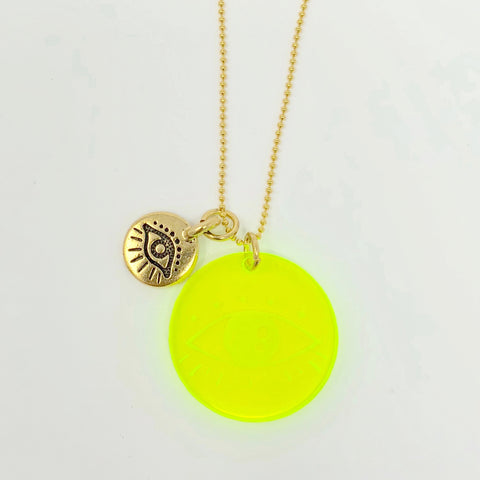 NECKLACE - LALA - GREEN