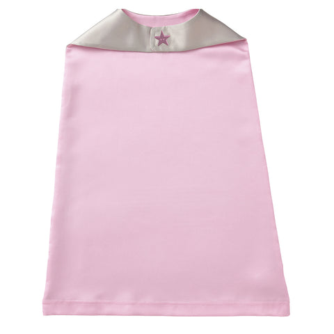 Zodiac Cape in Pink