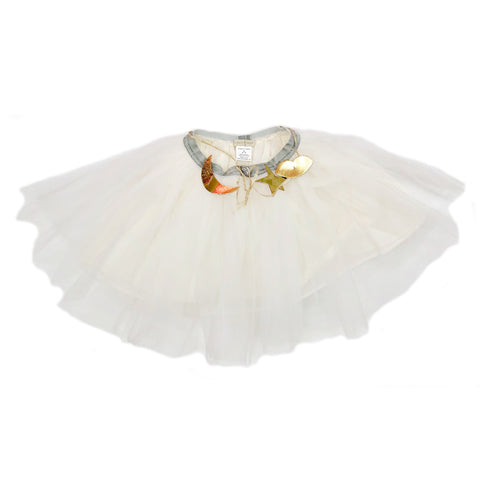 Serendipity Tutu in White