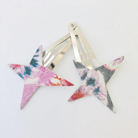 HAiR PiN - ÉTOiLE - MiRROR PiNK