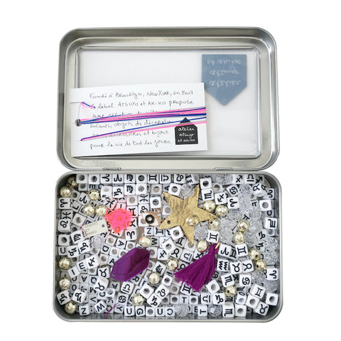 DIY Accessories Set - Birthstone