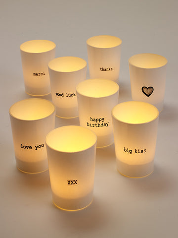 Tea Light - Feeling - Tall