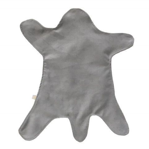DOLL BLANKET/CARPET - LEO - CHARCOAL