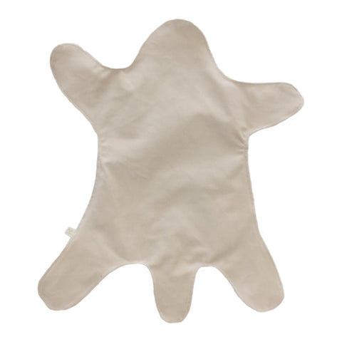 DOLL BLANKET/CARPET - LEO - CREAM
