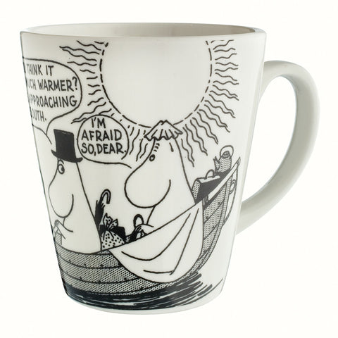 "MUG - MOOMiN ""i'M AFRAiD"""