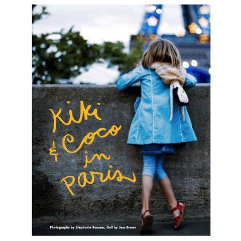 BOOK - JESS BROWN - Kiki and Coco in Paris